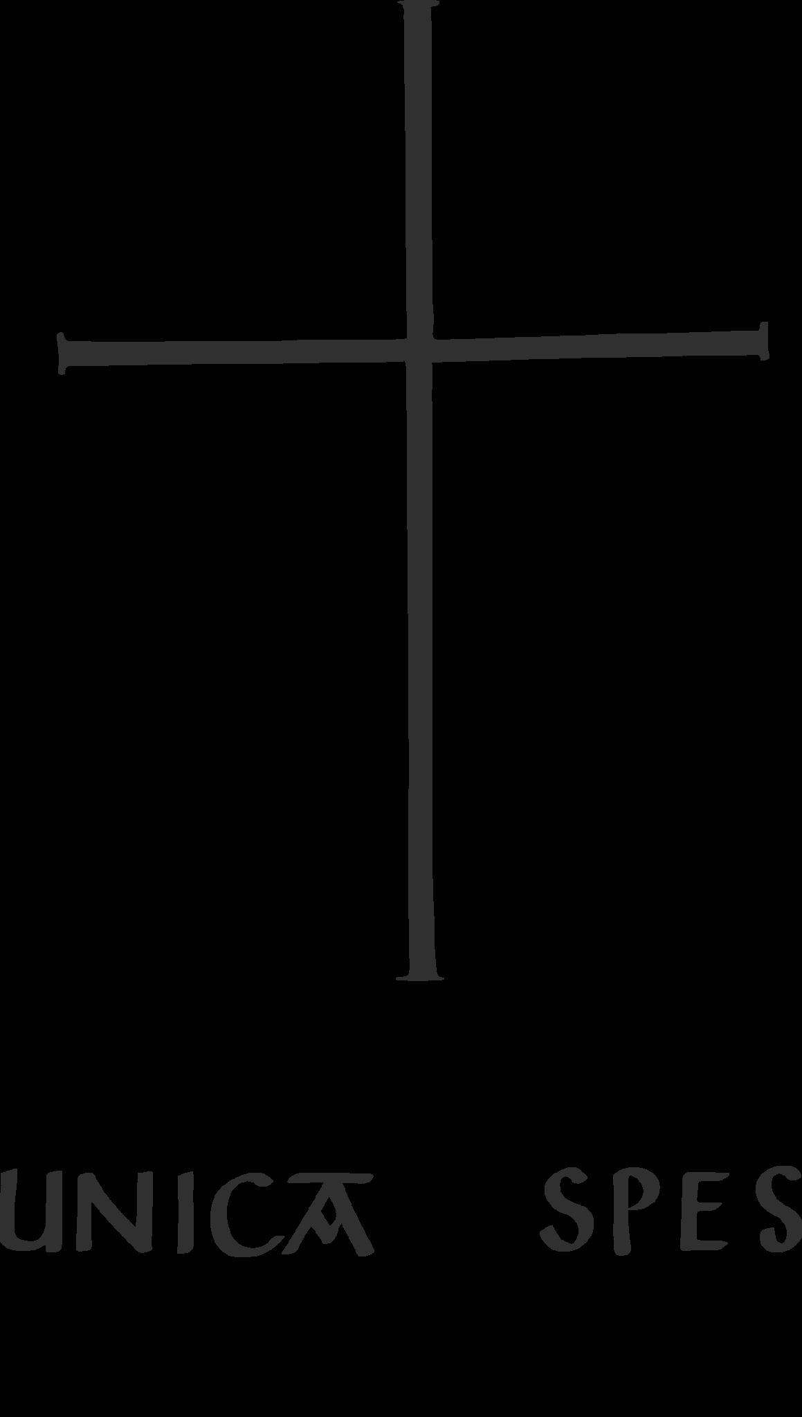 Rudolf Koch - Christian Symbol - #98-Our-only-Hope