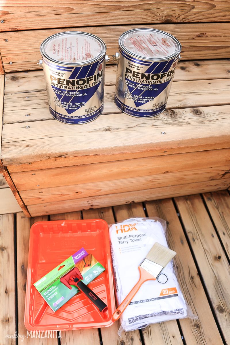 How To Restore A Deck That Has Been Neglected Deck Stain Sealer
