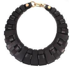 leather necklace - Pesquisa Google
