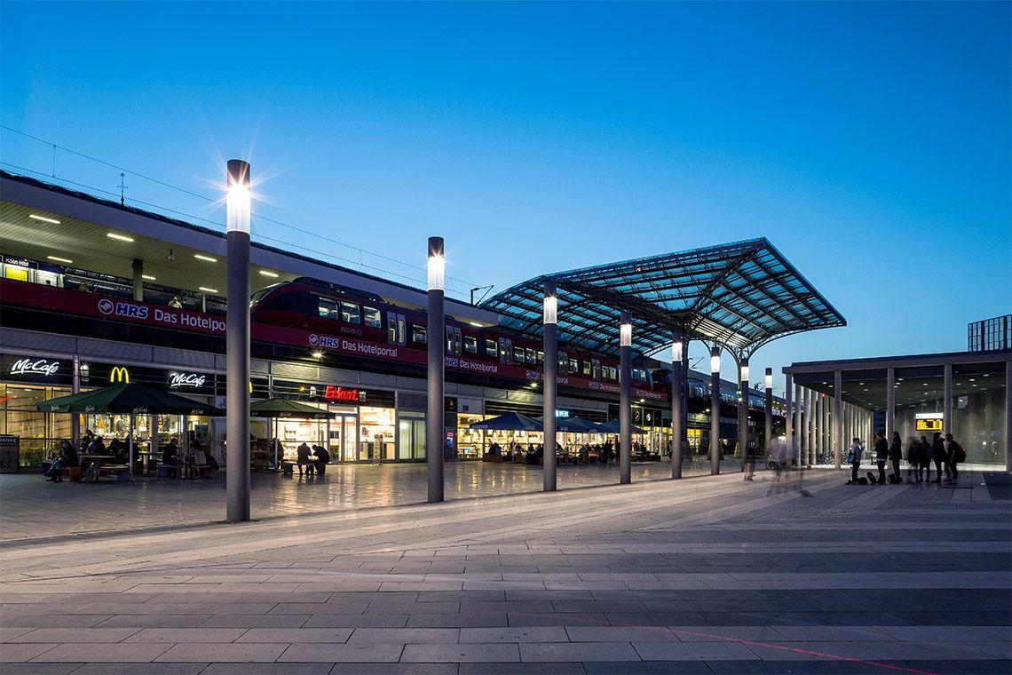 Breslauerplatz Köln