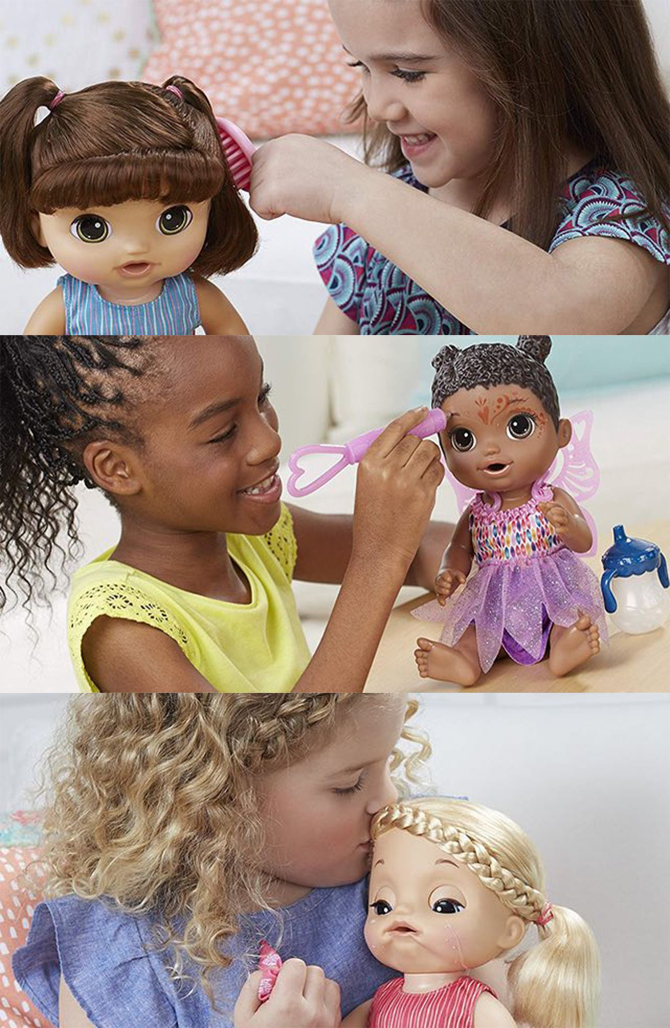 Up to 50 off Baby Alive Dolls and Accessories Today