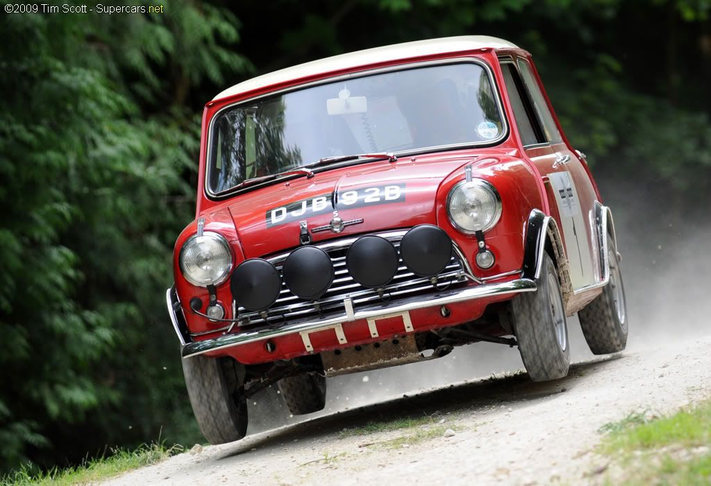 1966 Mini Cooper Rally Car | Wheels | Pinterest | Rally car, Minis ...