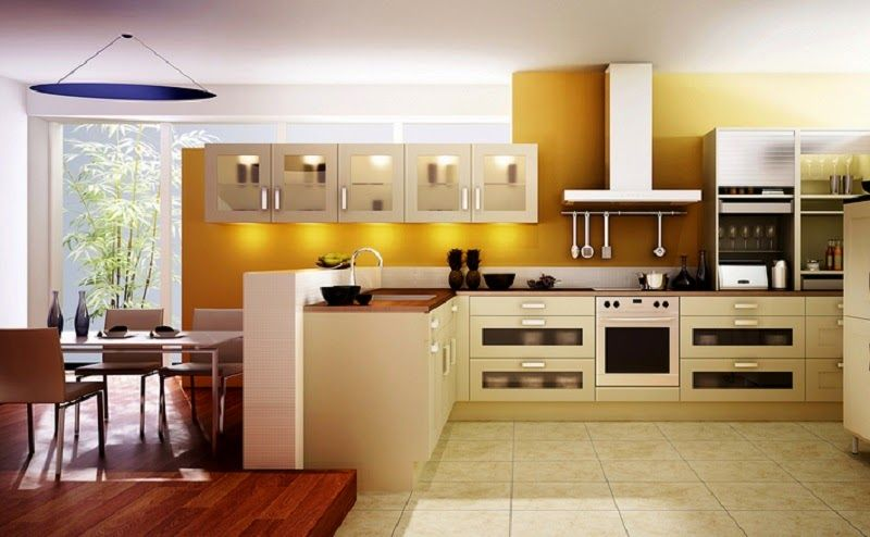Bedroom And Kitchen Designs Desain Interior Dapur Modern  Griya Indonesia  Kitchen