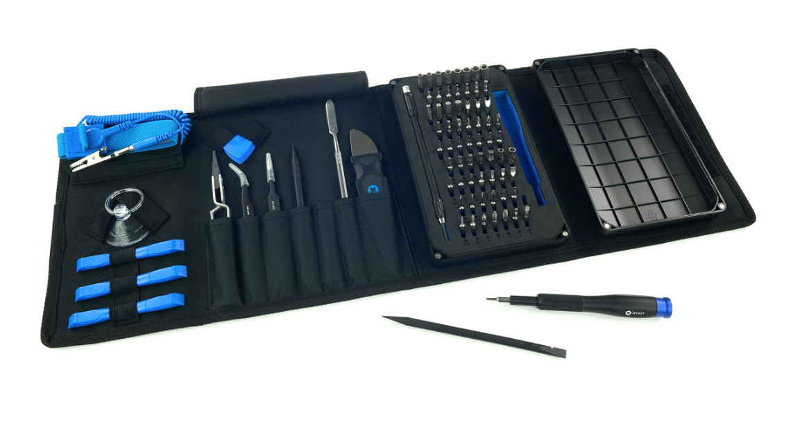 """iFixit says the new kit is for everyone from """"pros to"""