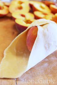 StoneGable: Peach Dumplings