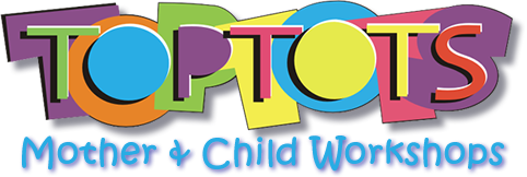 TOPTOTS | Mother & Child Workshops - recipes for child- safe play dough, glue and finger paint at the bottom of the page