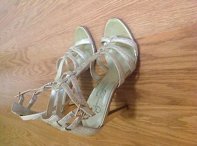 Jessica Simpson's shoes