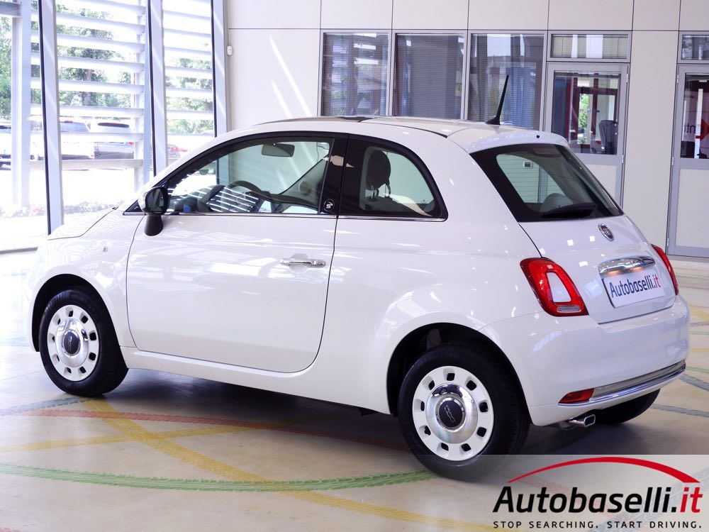Fiat 500 1 2 Lounge Special Edition 1957 N 1213 Km0 Km0 Serie