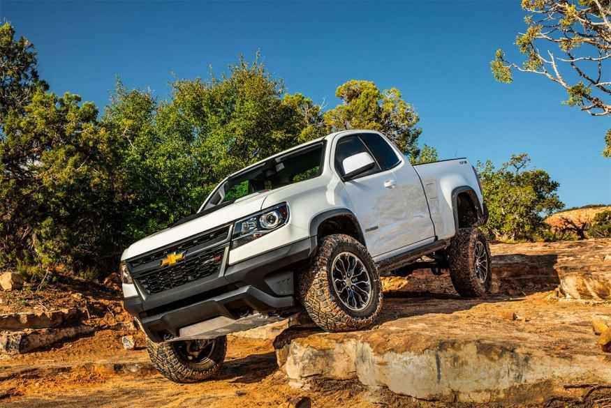 2019 2020 Chevrolet Colorado Zr2 Pick Up Para O Off Road Obcecado Preco Consumo Interior E Ficha Tecnica Chevrolet Colorado Colorado Chevy Off Road