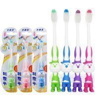 2 Pcs Brosse À Dents Souple Brosse à Dents Pour Enfants Enfants Hygiène Bucco-dentaire Soins