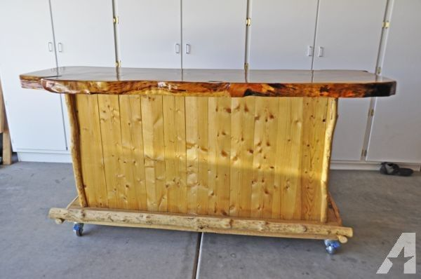 Movable Counter Island Portable Bar Cottonwood For In Flagstaff Arizona Clified