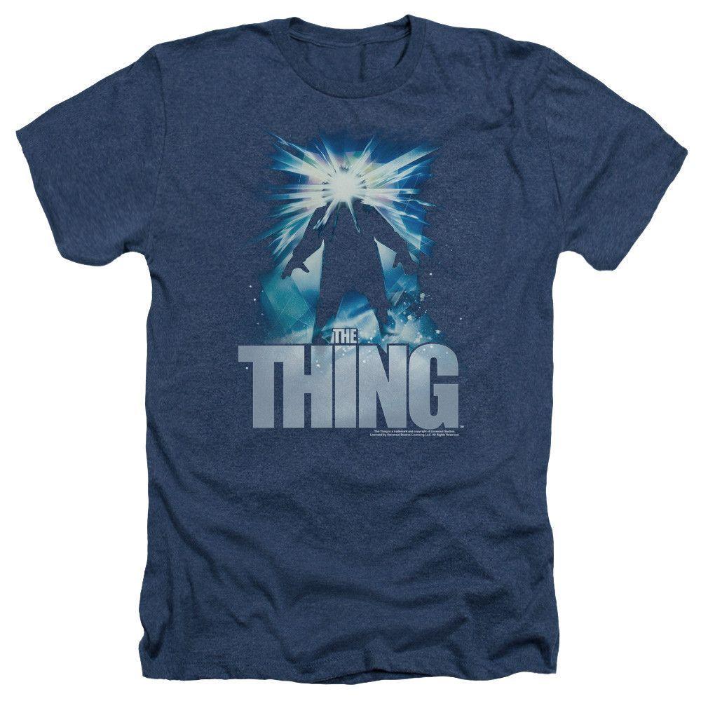 Thing (1982): Ice Heather T-Shirt