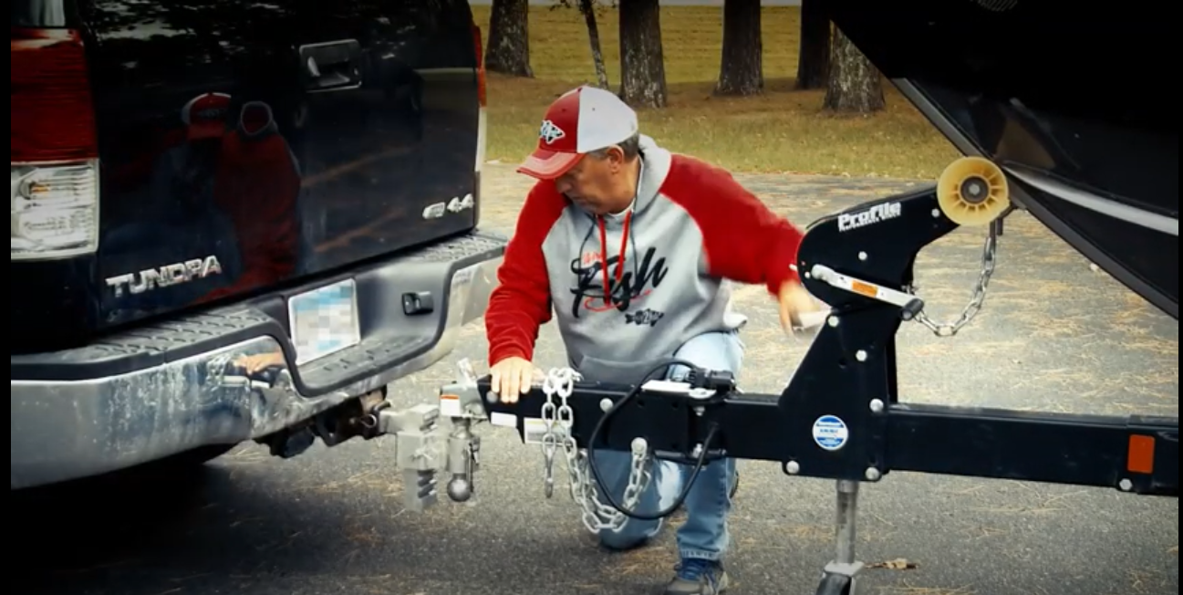 Quick Tip How to Use Safety Chains with Your Boat Trailer