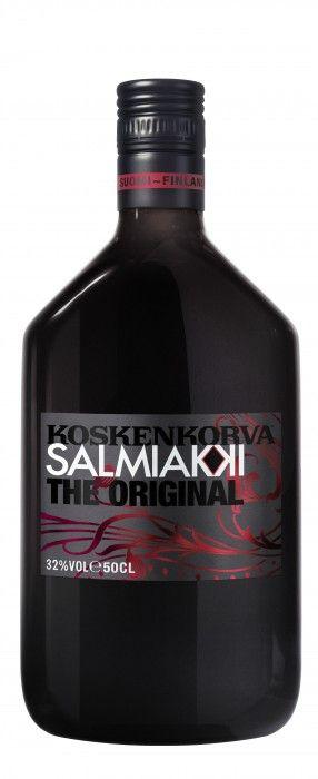 Koskenkorva Salmiakki 32% 50cl PET