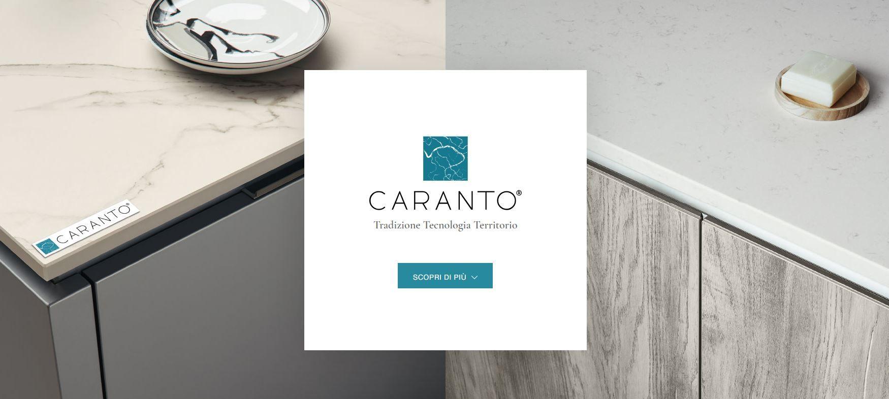 Caranto è la nuova linea di prodotti per rendere ancora più ...