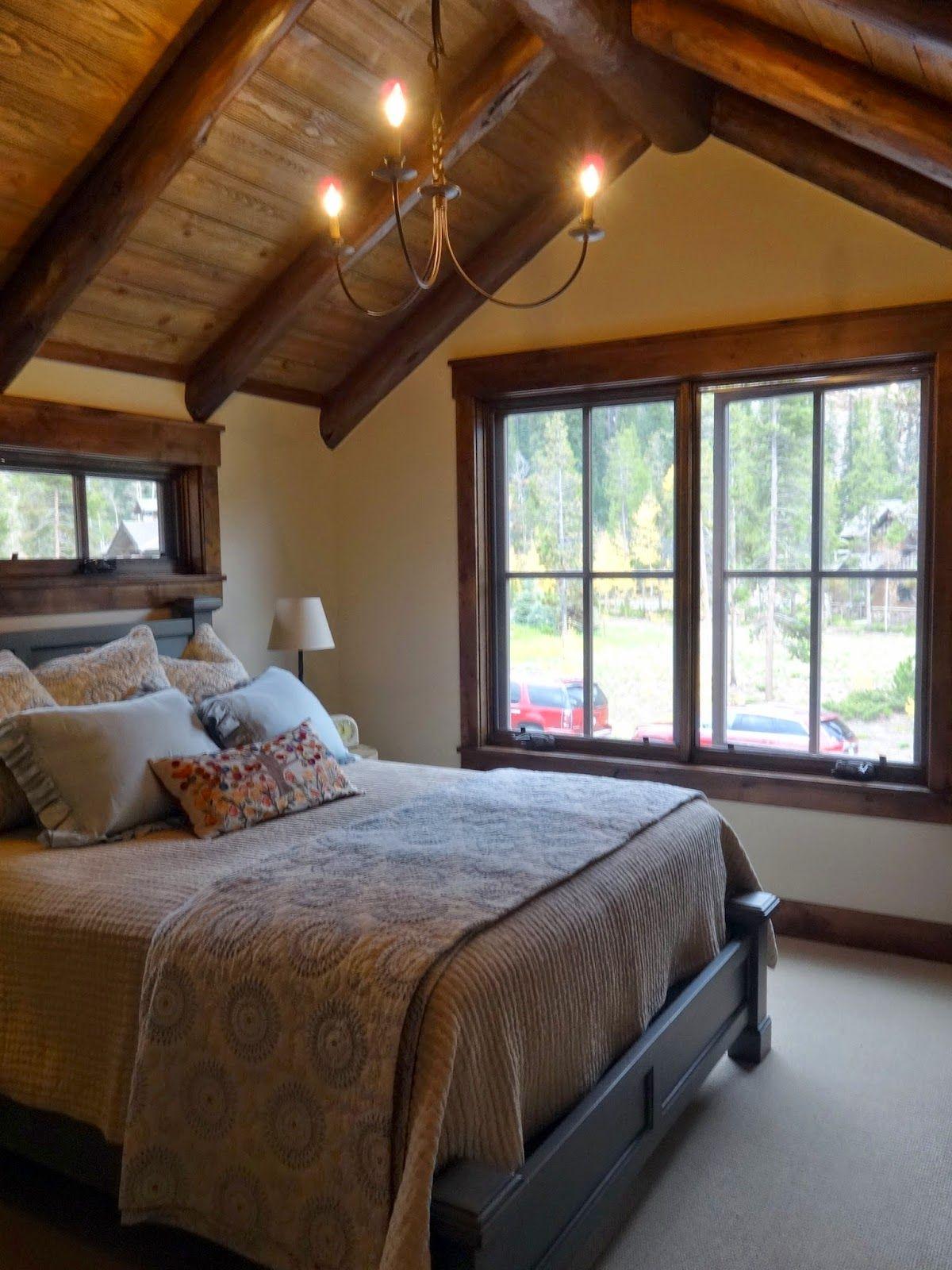 10 Decorating Ideas For Your Cozy Mountain Home Decoracao De