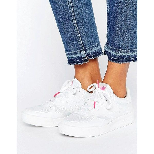 New Balance 300 Court Trainers In White