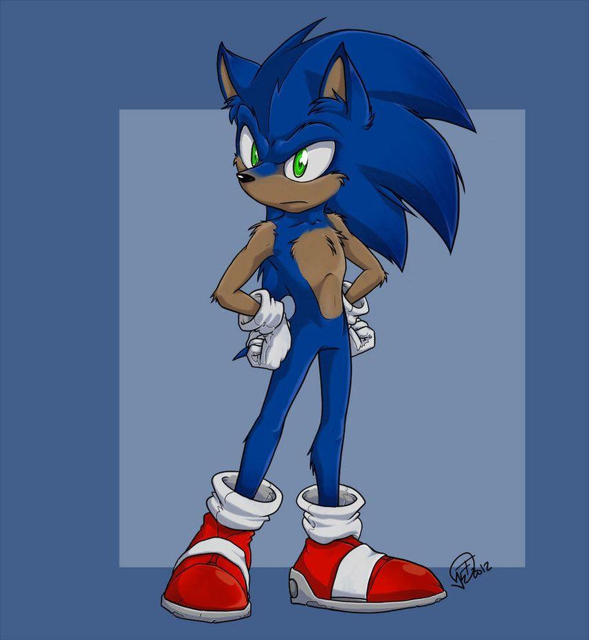 Just Sonic By Swirlything Sonic Sonic Art Sonic Fan Art