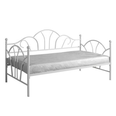 Beds Daybeds Make More Happen At Staples Metal Daybed Daybed Bed Frame And Headboard
