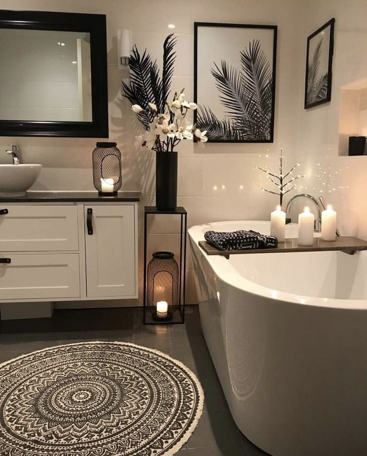 Ihr Badezimmer neu dekorieren Hier sind einige Tipps X ...