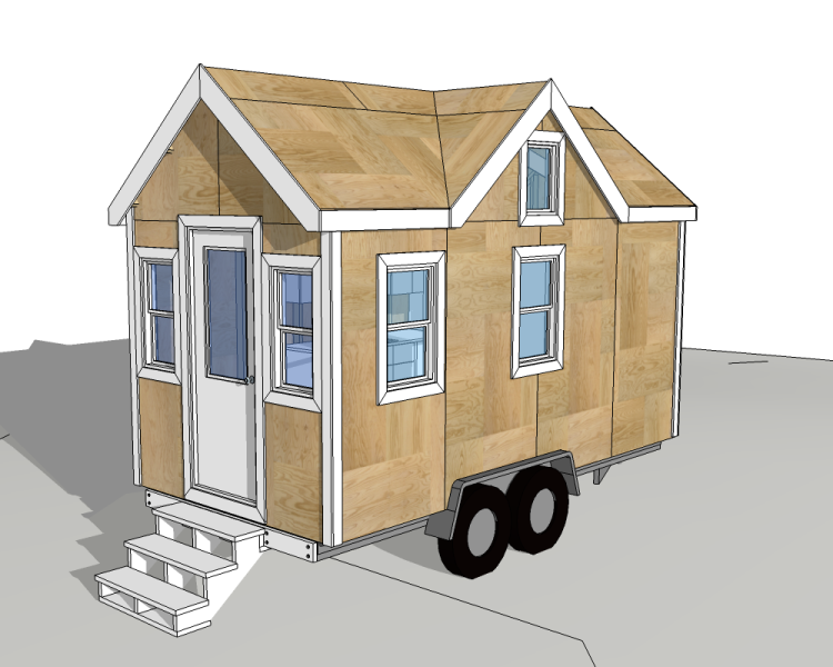 Looking For The Best Floor Plans For Your Own Tiny House