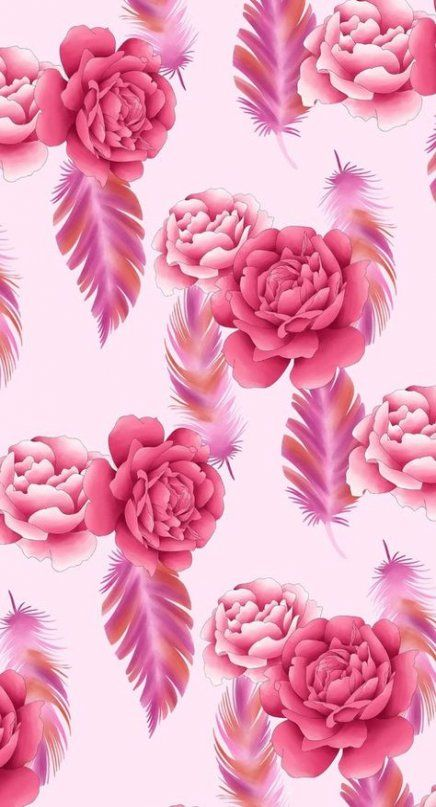 59+ Super ideas for wall paper whatsapp flowers floral patterns