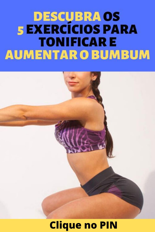 Exercícios para aumentar pernas e glúteos rapidamente na