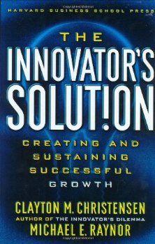 Sustaining Vs Disruptive Innovation Business Books Worth Reading Entrepreneurship Books Business Books