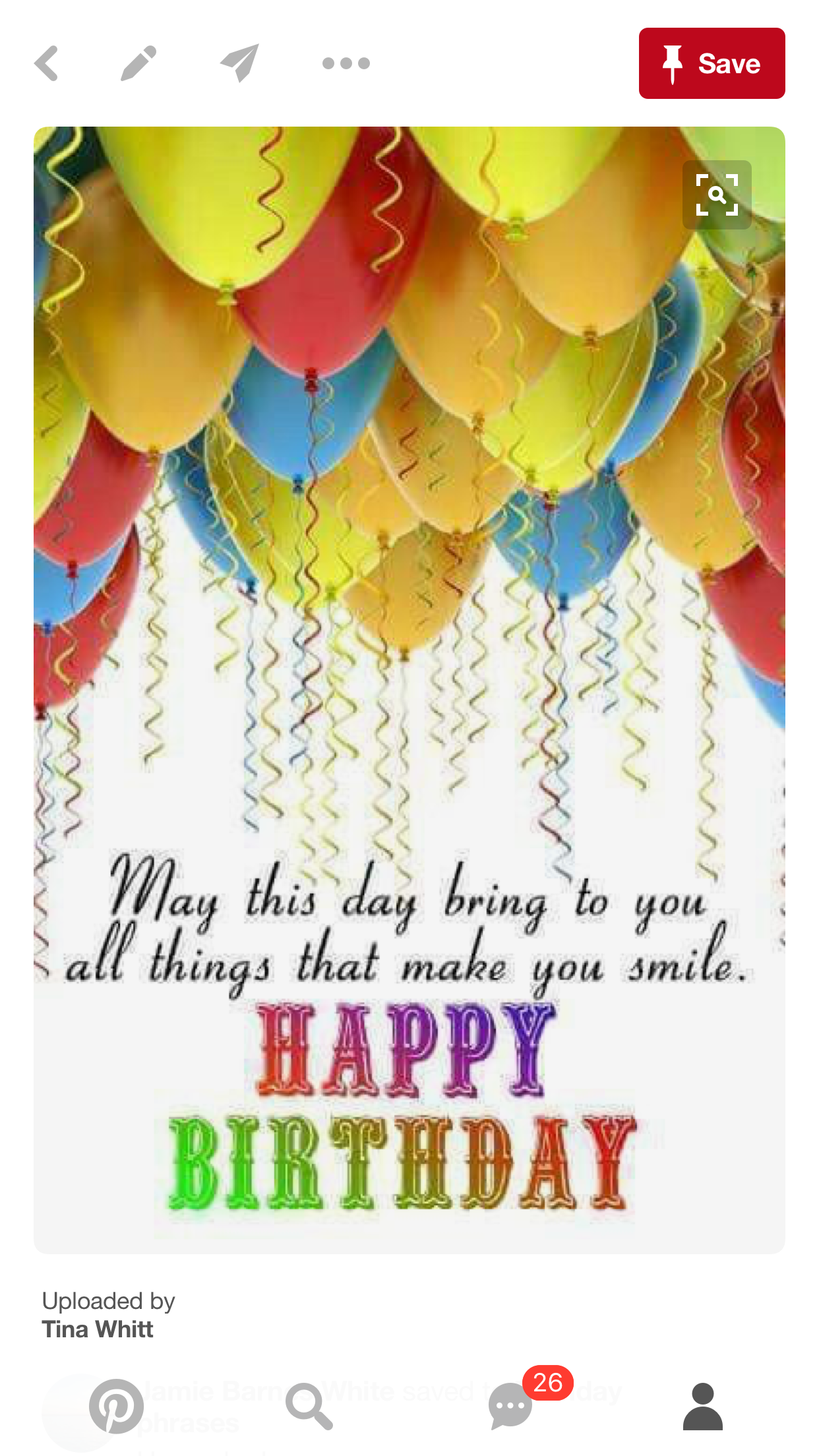 Pin By Paula Escola On Birthday Wishes Birthday Wishes Messages