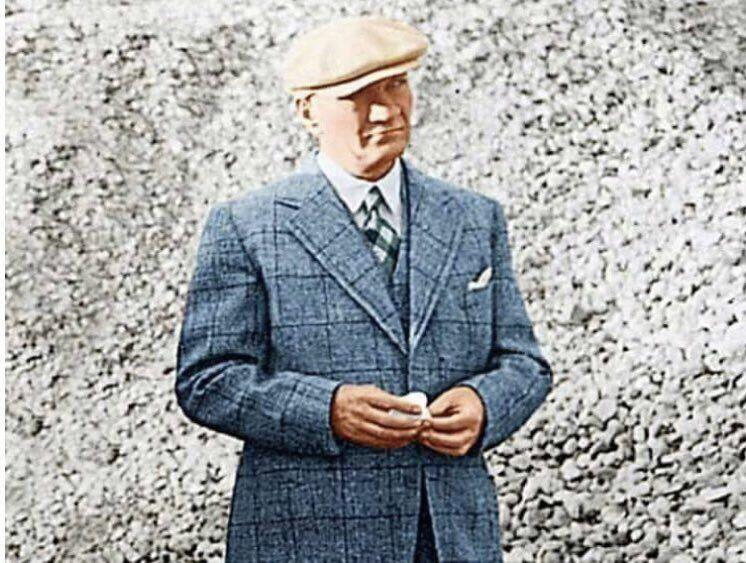 Mustafa Kemal Ataturk Jackets Suits Fashion