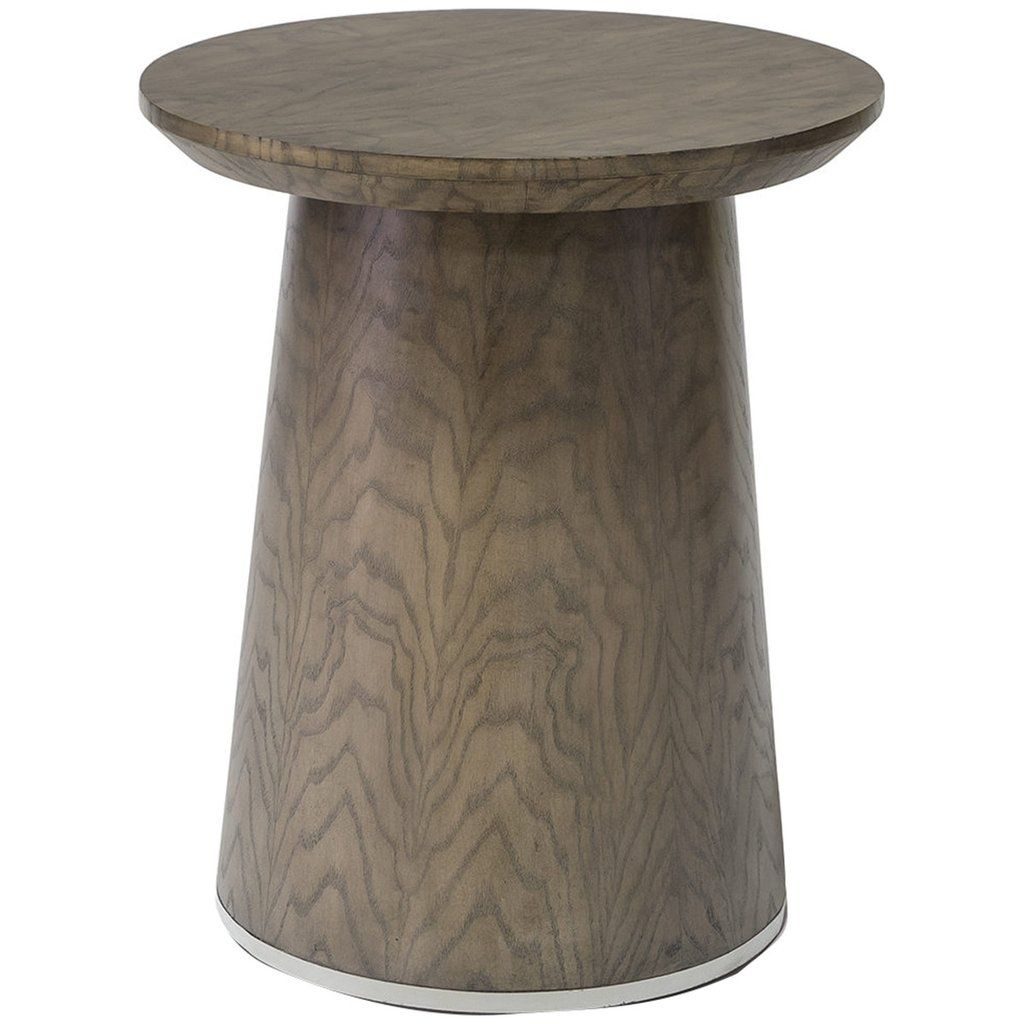 Palecek Petra Veneer Side Table Side Table Table End Tables