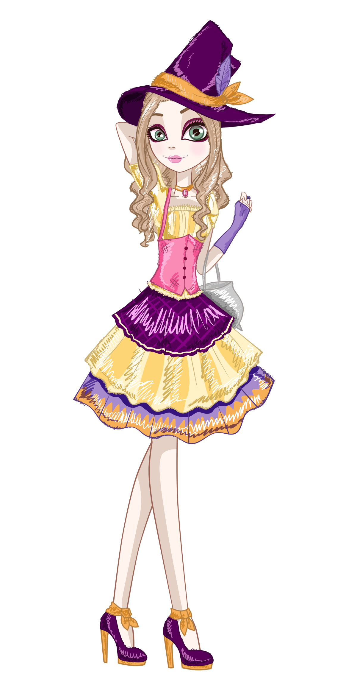 S Daughter After Merlin High Ever Oc