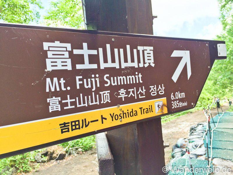 [TIPPS] Mount Fuji besteigen Die Vorbereitung FAQ