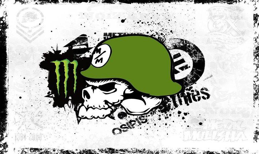 Monster Energy By Miguelf22 Wallpaper Monster Energy Wallpaper Art Design