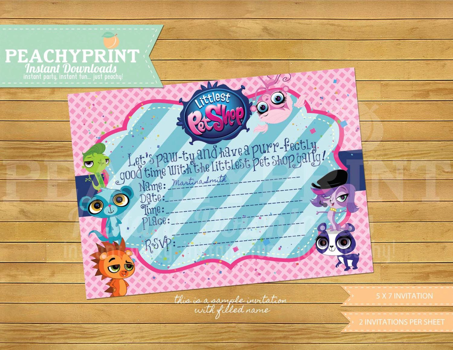 Pin by Raymond - Peachy Garcia on LITTLEST PETSHOP PARTY ...