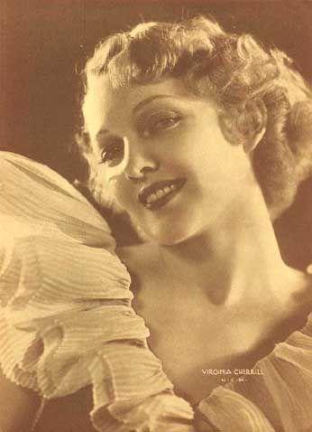 Virginia Cherrill