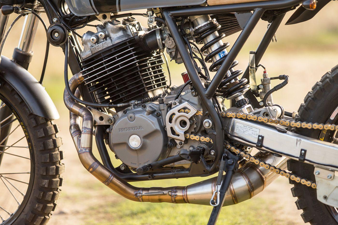 cafe racer dreams xr600 | bikes | pinterest | cafes, honda and