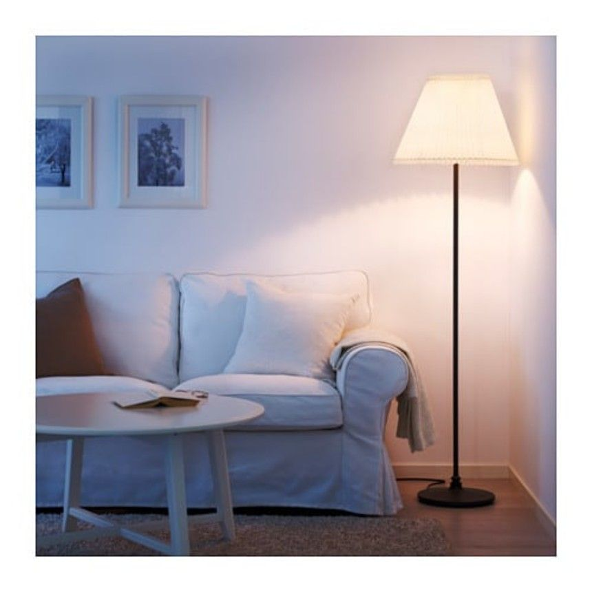 Idea by Sybil Bowman on Ikea   Ikea floor lamp, White ...