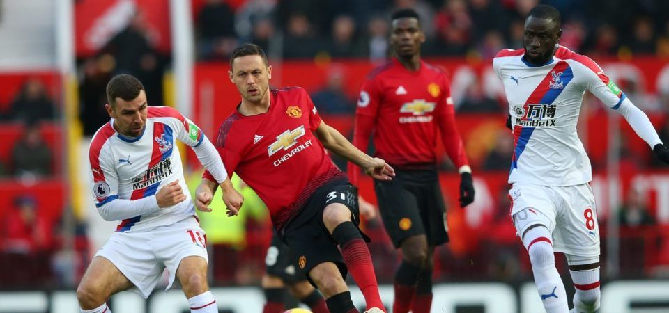 Crystal Palace Vs Manchester United Score Prediction Lineups Live Stream Tv H2h Premier League Preview Manchester United Premier League Crystal Palace Manchester United Tv