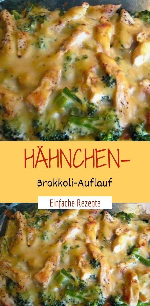 Hähnchen-Brokkoli-Auflauf  #chickenparmesan