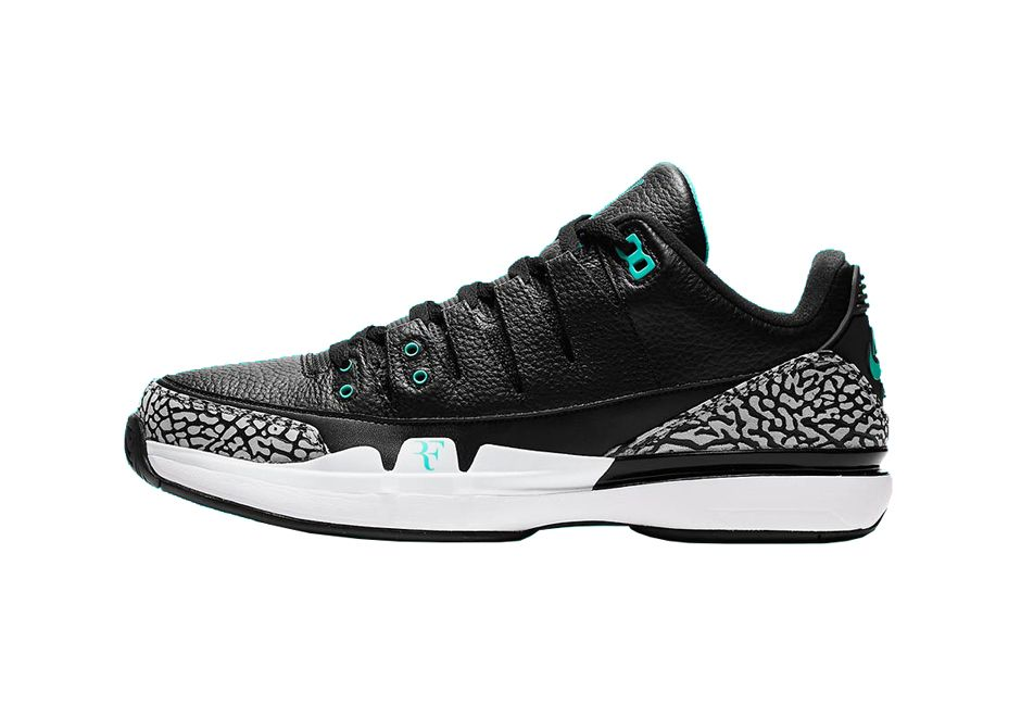Roger Federer's Nike Zoom Vapor Tour AJ3 Is Releasing in an atmos-Inspired  Colorway