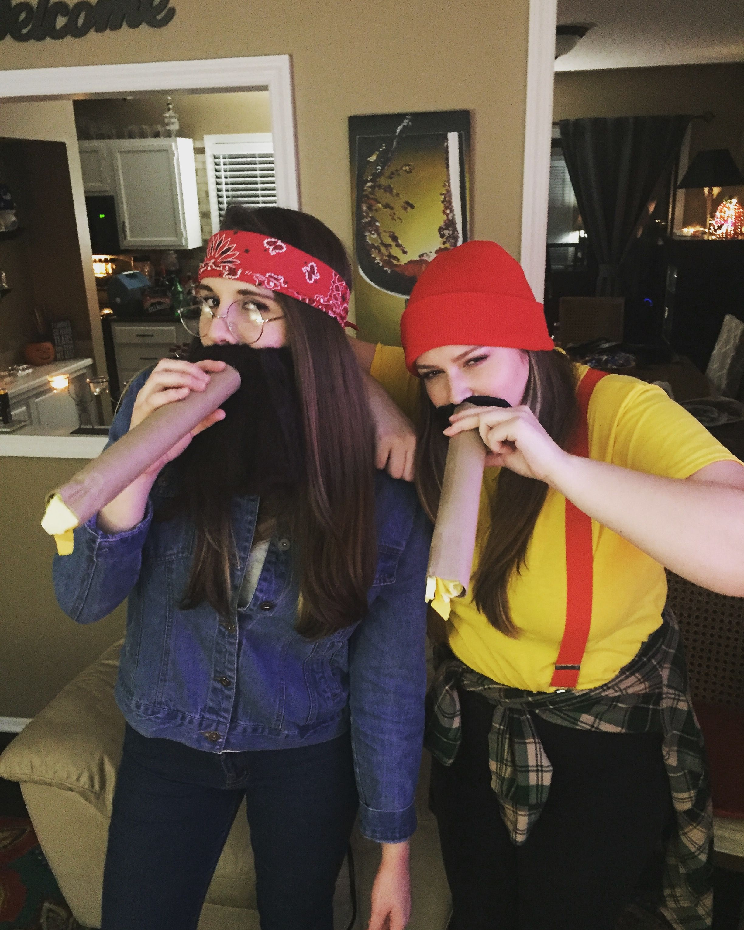 Cheech and Chong Halloween costume | Can't stop won't stop ...