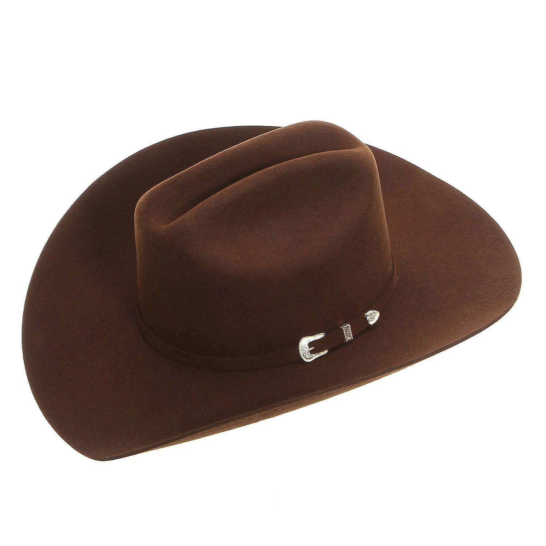 ba4c96f5269 Stetson Oak Ridge 3X Chocolate Cowboy Hat  SWOAKR7240-22