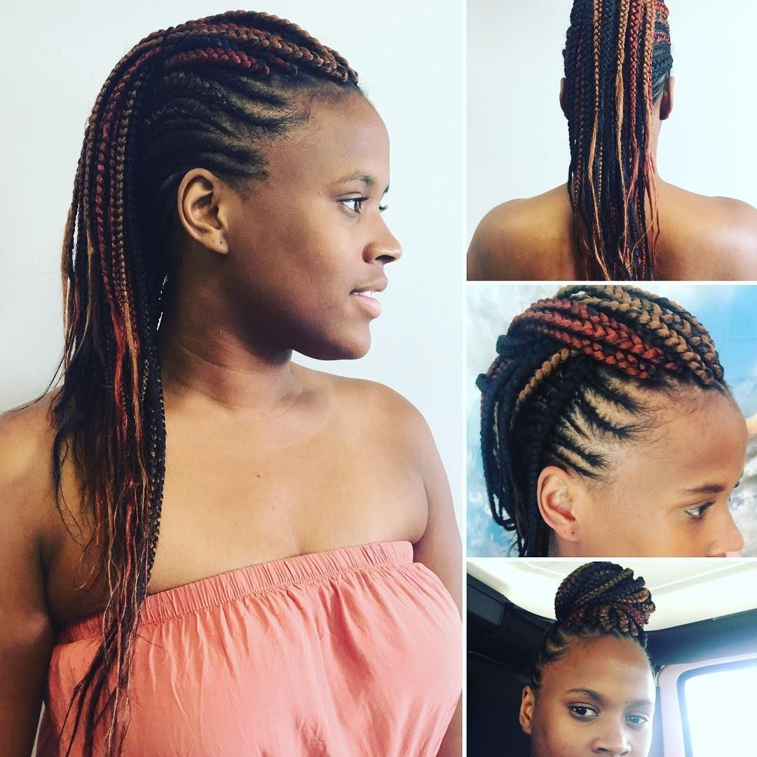 Feed in braids majestic african braids hairstyles u embrace th