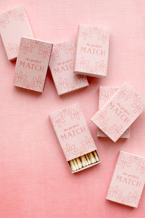 Matchbox Favor Printables