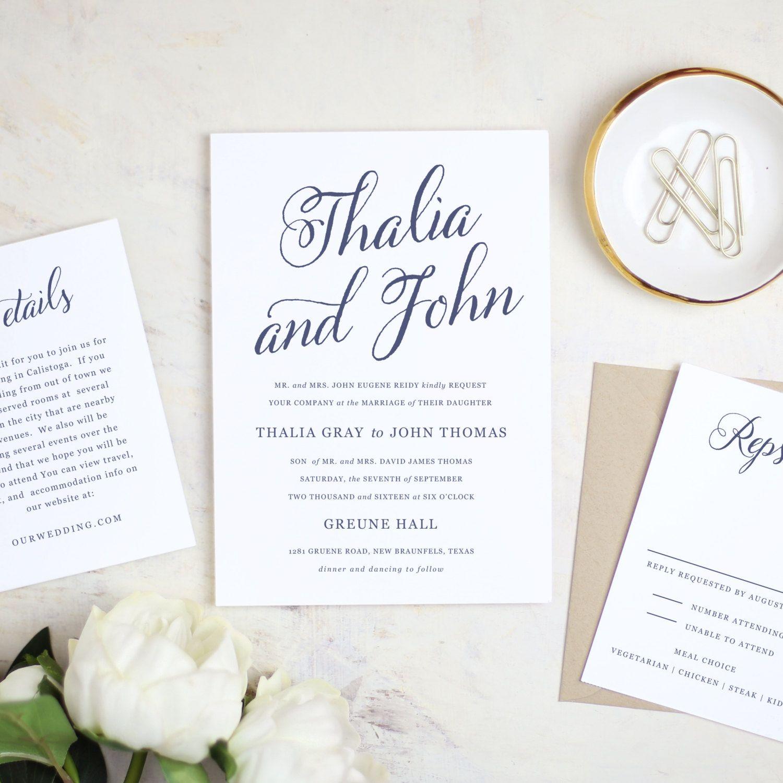 Use your home printer to create stunning printable wedding ...