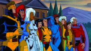 Uncanny X Men Tv Review Tv Reviews Marvel Tv X Men