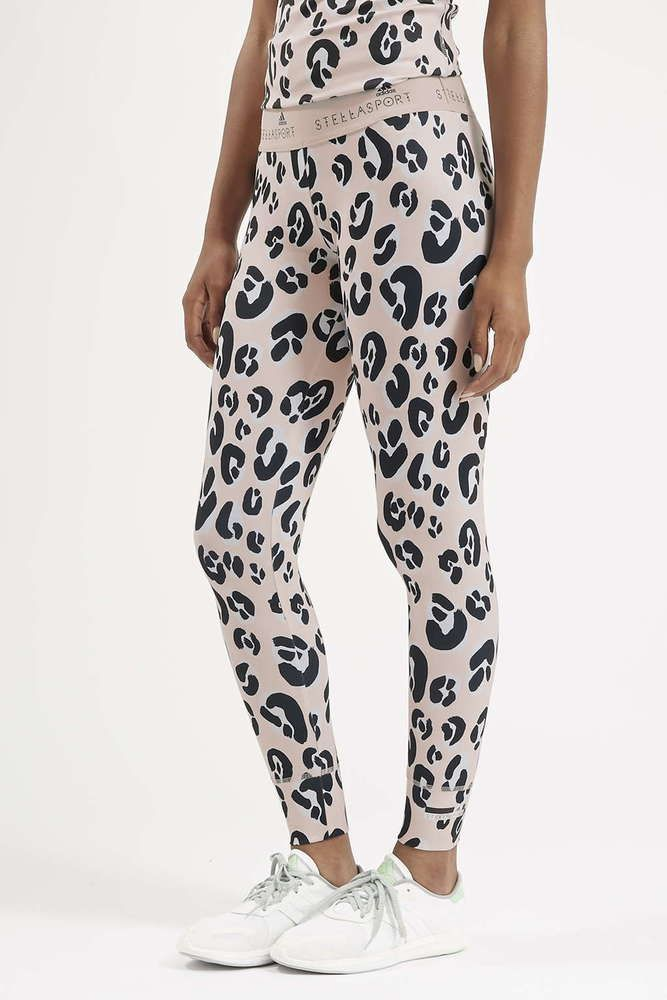 adidas leopard leggings