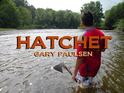 Hatchet Gary Paulsen Adapted For Young Readers By Kyle Rea Gary Paulsen Young Reader 6th Grade Reading
