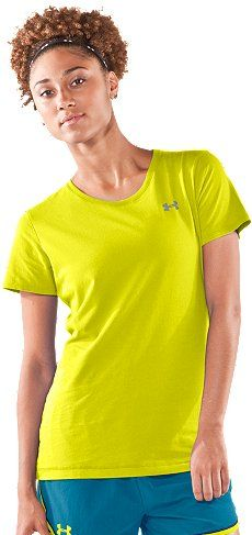 86b565a01c Women's UA Charged Cotton® Short Sleeve T-Shirt | Under Armour US ...